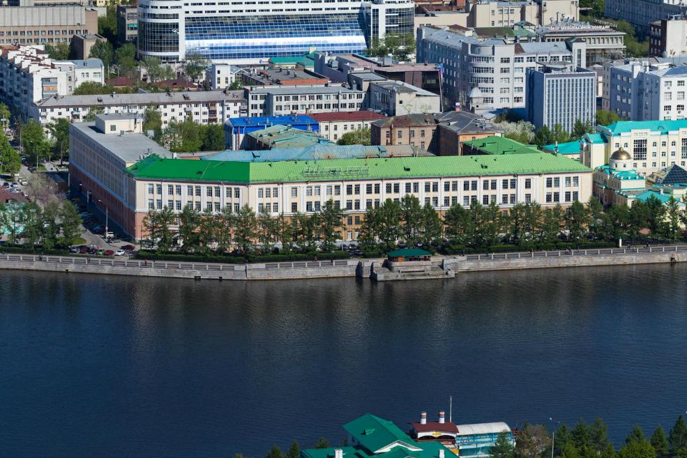 Непостроенный Екатеринбург: как архитекторы предлагали украсить центр города