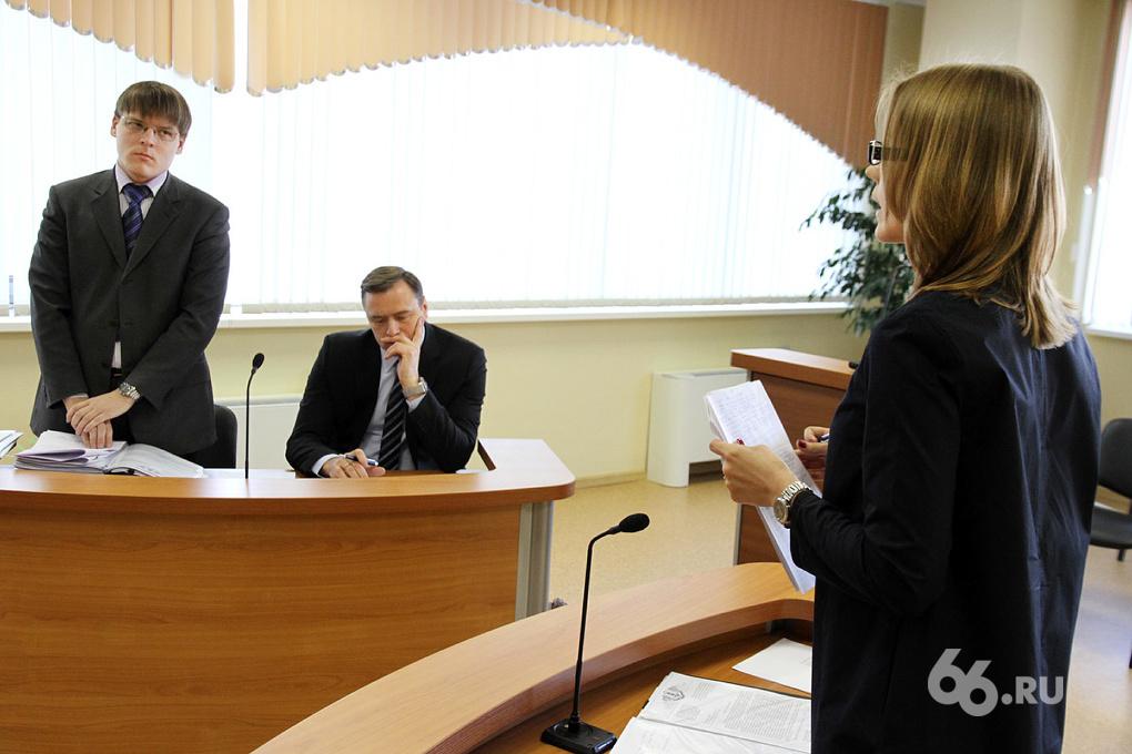 Репортаж из зала суда: «Русский хром» нашел еще одну причину не платить УрФУ