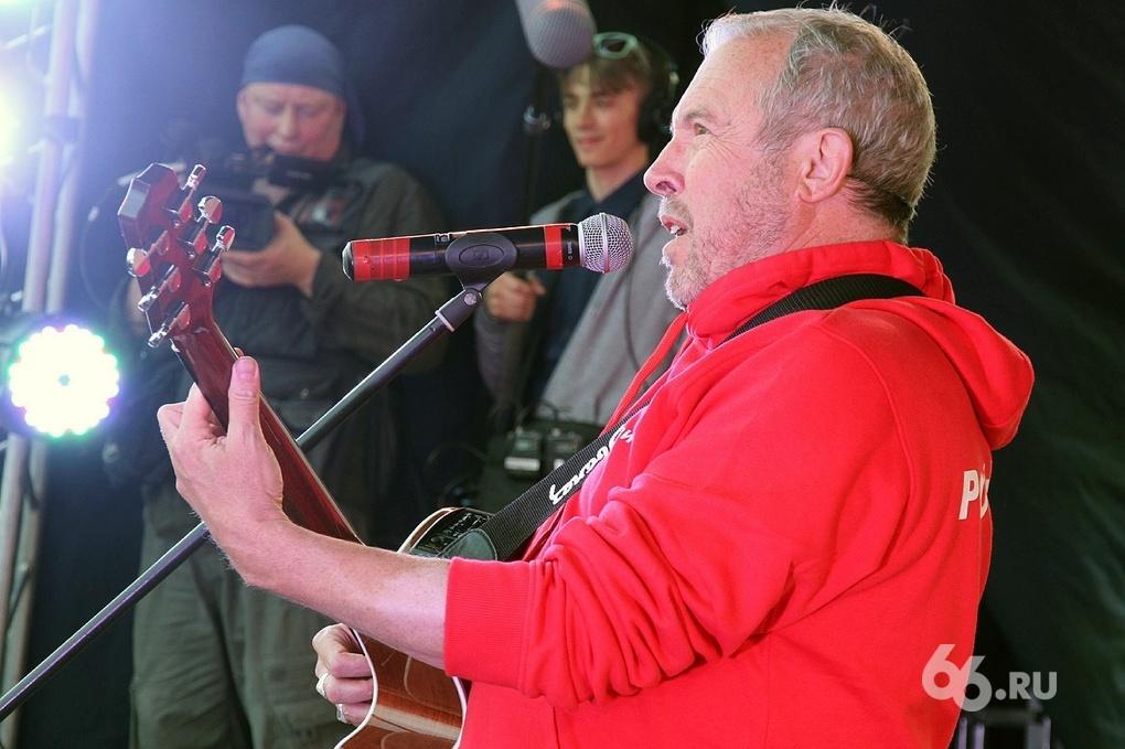 Свердловский министр культуры рад решению не пускать в Екатеринбург Макаревича