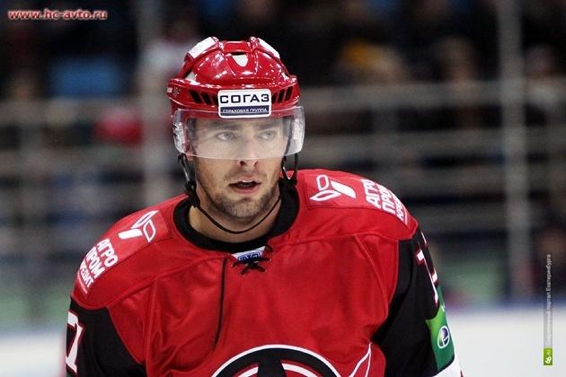 Канадский хоккеист за месяц заработал в «Автомобилисте» более 5 млн рублей