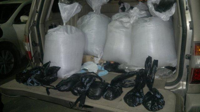 Наркополицейские Екатеринбурга изъяли почти полторы тонны мака