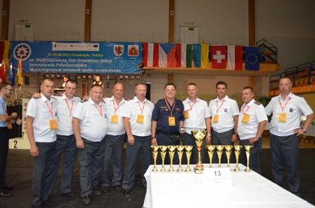 Свердловские автоинспекторы выиграли «Ралли полицейских»