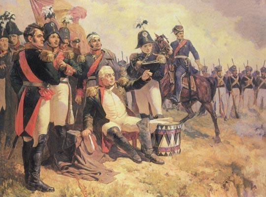 В Екатеринбурге открывается выставка, посвященная войне 1812 года