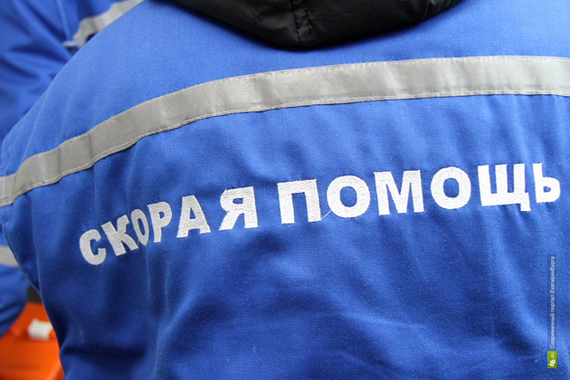 В Чкаловском районе Toyota сбила ребенка