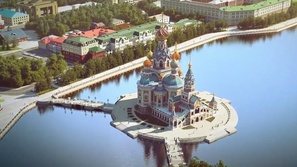 Депутаты усадят Игоря Алтушкина и противников строительства храма на воде за стол переговоров