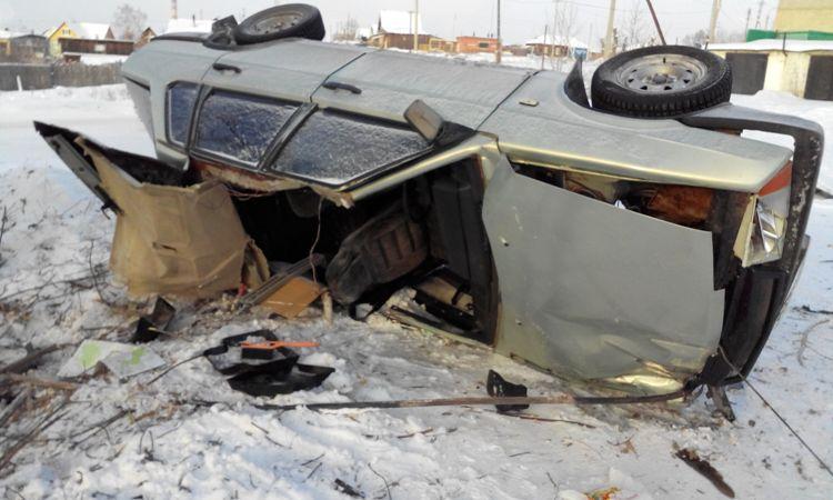 В Реже пьяный водитель погубил своего пассажира