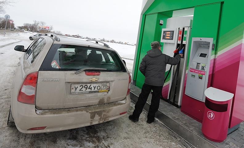 Мониторинг 66.ru: дизель продолжает чуть-чуть дорожать
