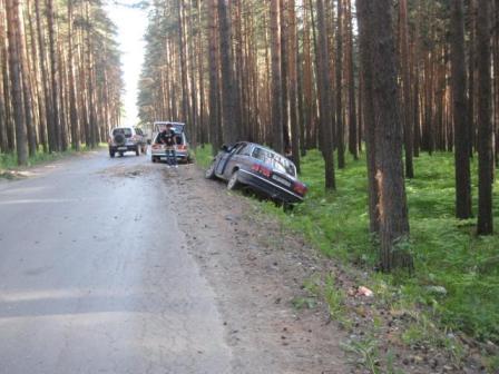 В аварии около Косулино пострадали 6 человек