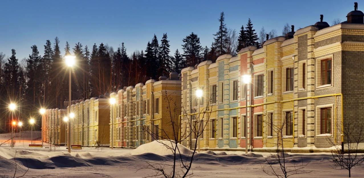 Примерить дом перед покупкой: в Екатеринбурге запустили тест-драйв таунхаусов