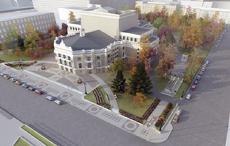 Мэрия выложит 102 миллиона за реконструкцию двух скверов