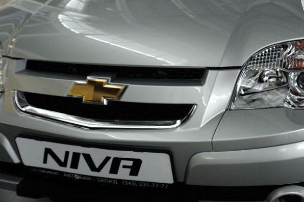 Chevrolet Niva поднимется в цене в 2013 году
