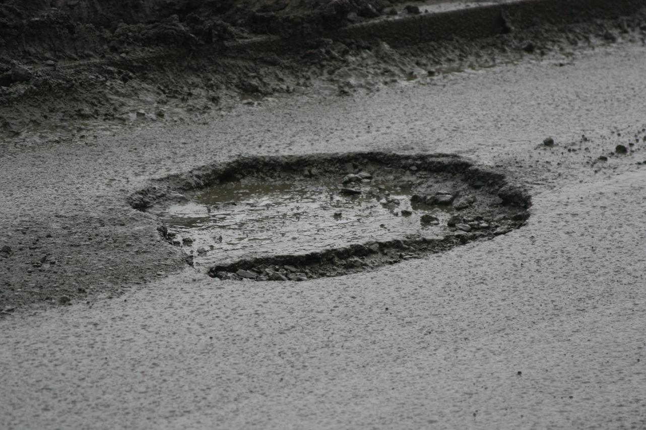 Мимо Екатеринбурга: деньги программы «Столица» потратят на областные дороги