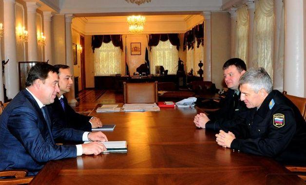 Свердловских судебных приставов возглавил человек из Коми