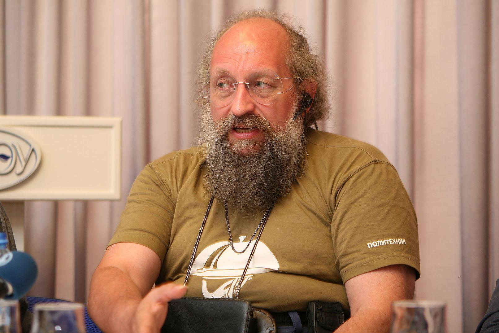 Вассерман едет в Екатеринбург рассказать о цензуре