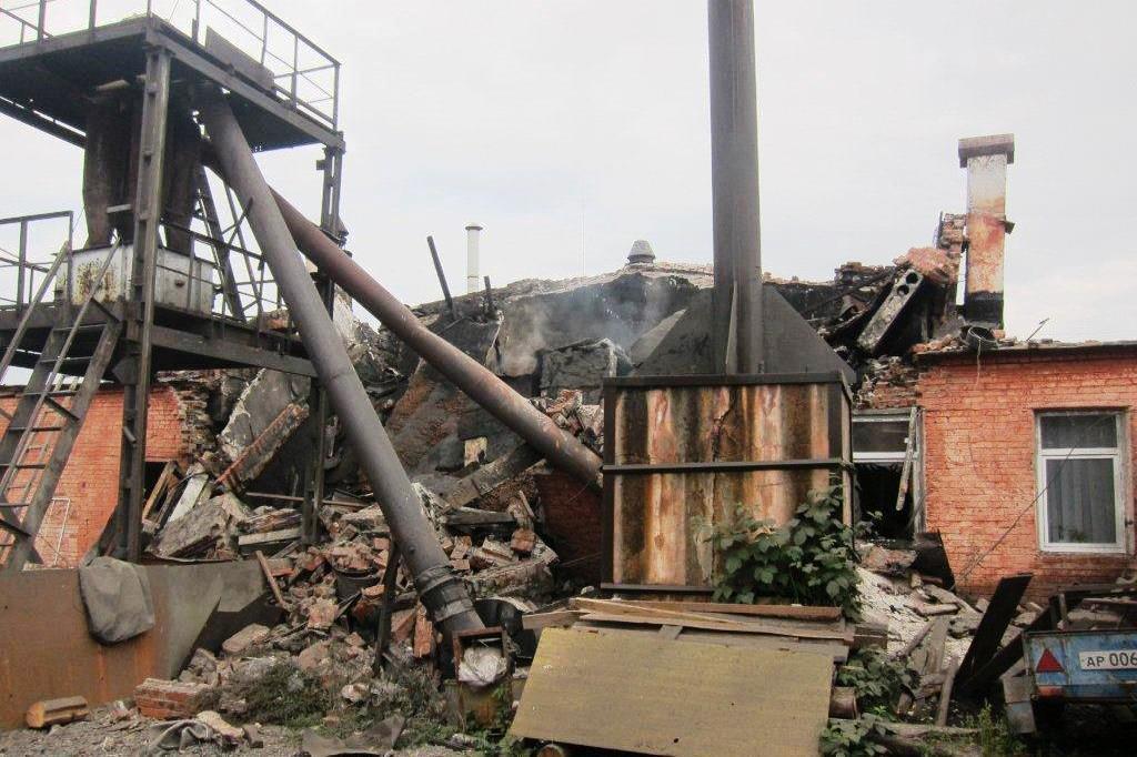 При взрыве бани в Асбесте пострадали два кочегара