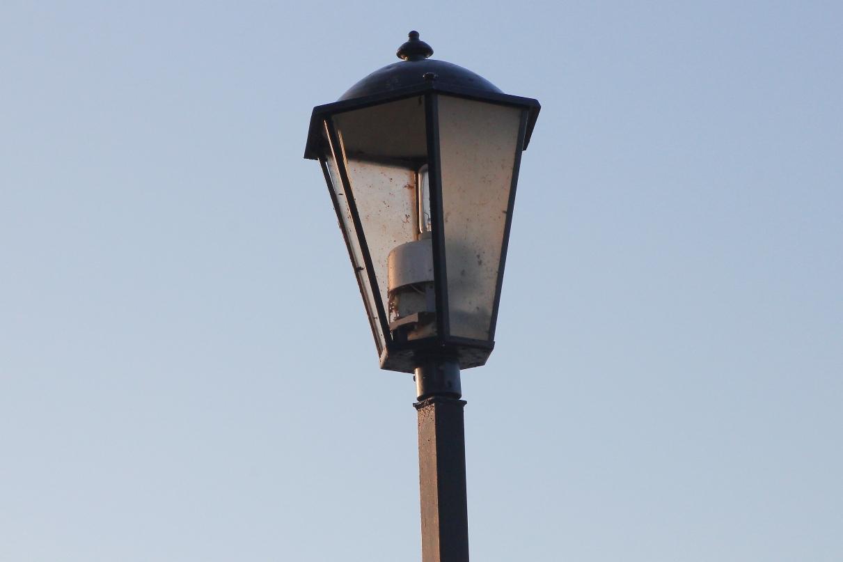 Освещение в Зеленой Роще доделают к 2016 году