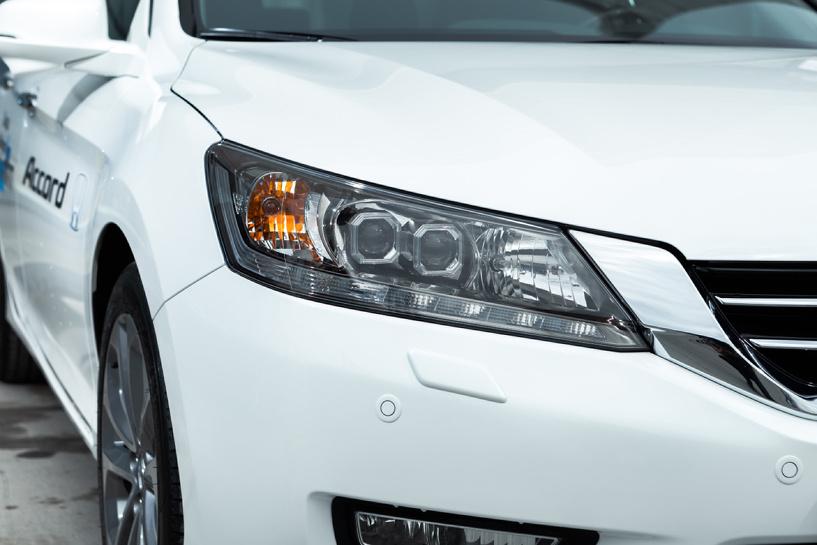 Honda Accord: тишь да гладь во главе угла