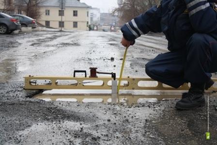 Жители Полевского ударят автопробегом по бездорожью
