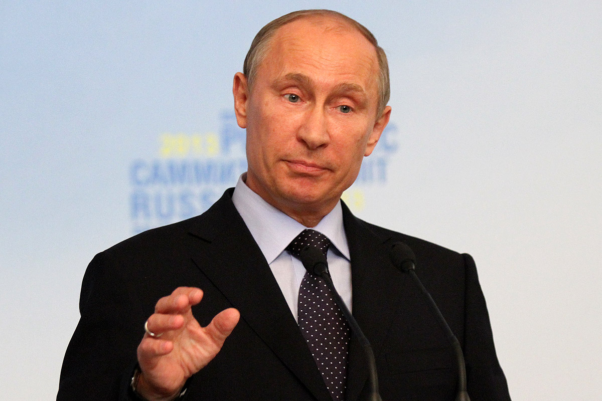 «Я там в понедельник счет открою». Путин станет клиентом банка «Россия»