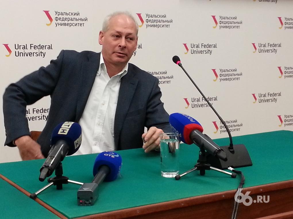 Алексей Волин, замминистра печати России: «Венедиктова нужно было уволить с «Эха Москвы»