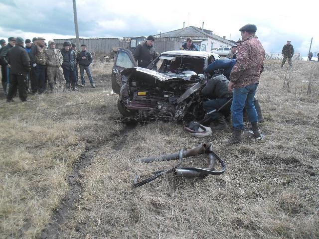 Водитель машины, упавшей в реку под Ирбитом, был пьян