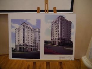 Градсовет одобрил строительство гостиницы на Гоголя