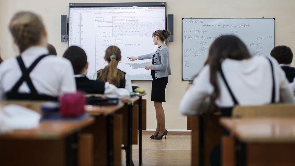 Завуч воВладимире пригрозила детям изъятием изсемей заучастие вмитингах