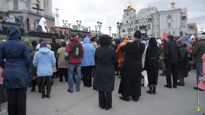 Патриарх Кирилл: «Миллионы жизней были положены нацели, которые неосуществились»