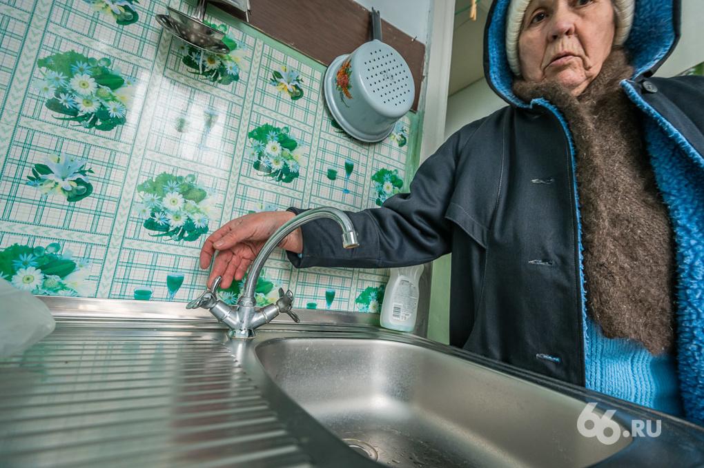 На Юго-Западе около 60 домов остались без воды и тепла