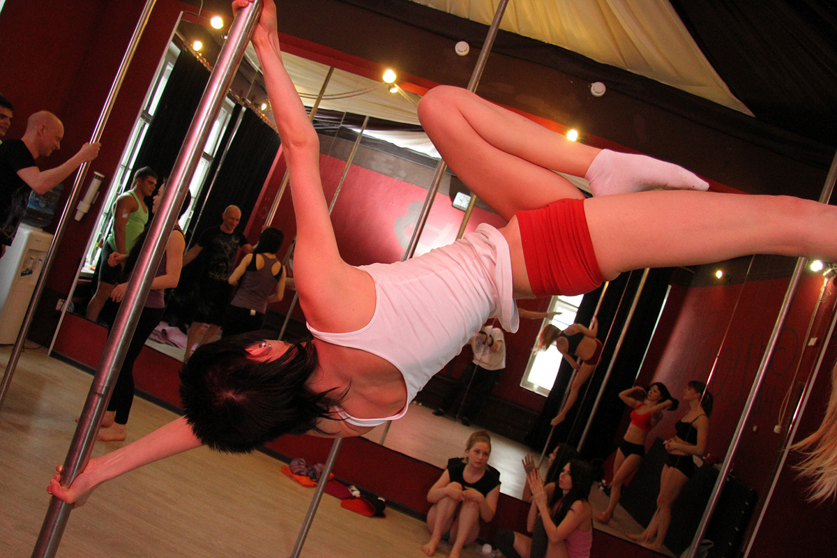 Танец на шесте: спорт на грани разврата