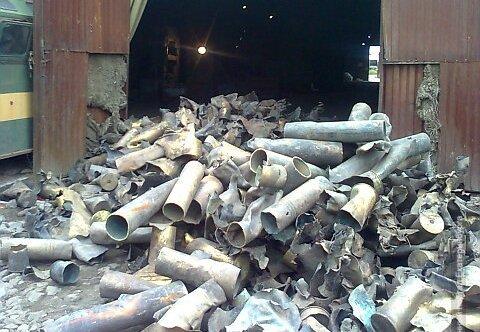 На заводе под Березовским прогремел взрыв