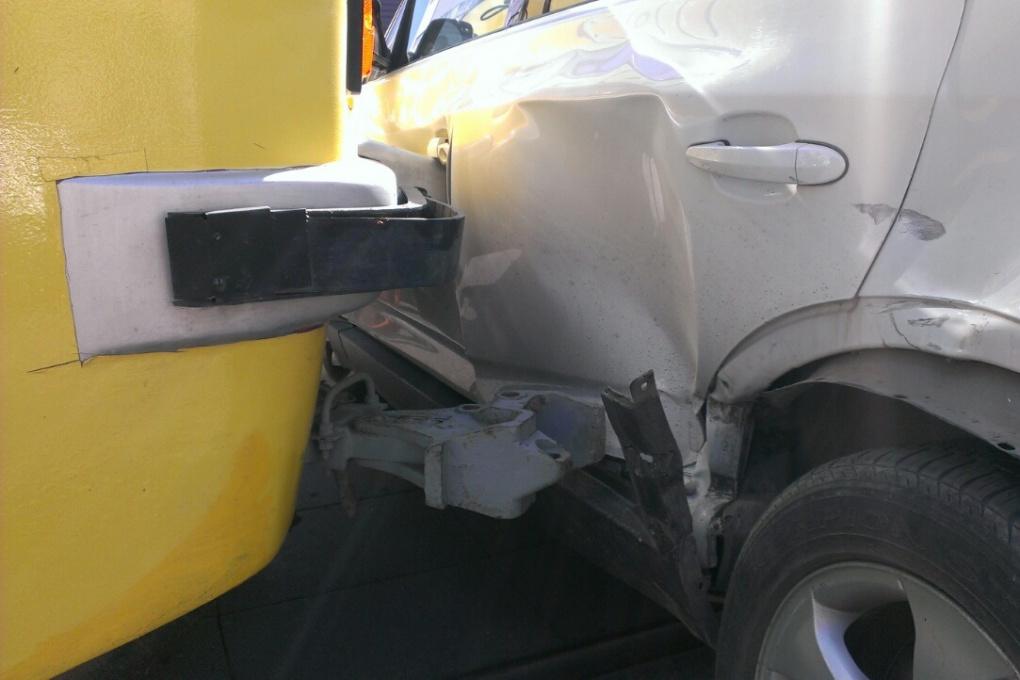 В 2014 году в Екатеринбурге произошло более тысячи аварий