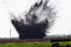 При взрыве на полигоне в Красном Адуе пострадали два человека