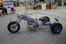 Выставка самодельных мотоциклов пройдет в Свердловской области