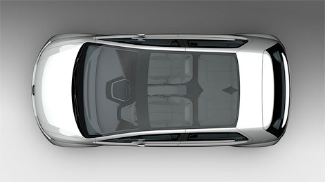 Volkswagen будущего будет выглядеть как-то так