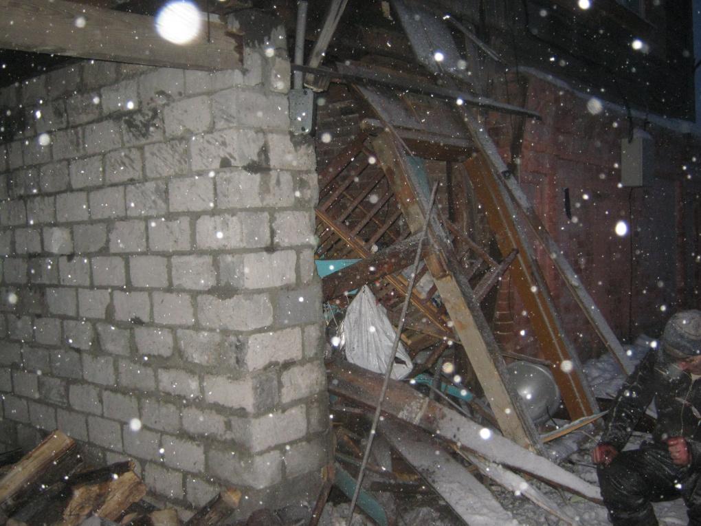Под Нижним Тагилом в доме бизнесмена произошел взрыв