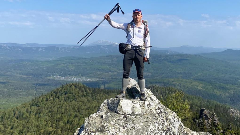 Путешественник Олег Чегодаев в одиночку идет 3000 км через Уральский хребет. 25 ярких кадров из похода
