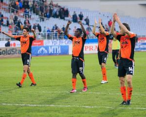 «Урал» сыграл вничью с «Шинником» в последнем домашнем матче