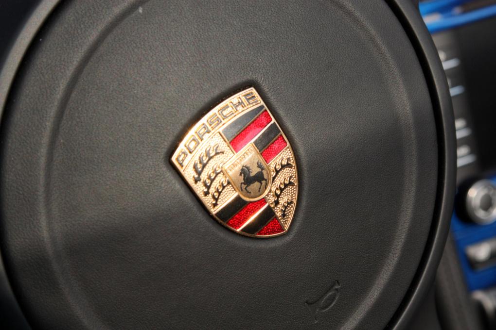Новый Porsche Cayenne представлен официально