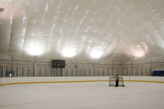 На Компрессорном построят новый ФОК с ледовой ареной