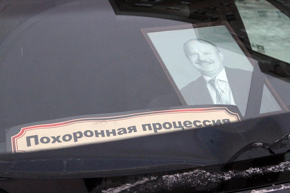 Именем Владимира Естехина хотят назвать улицу в Екатеринбурге