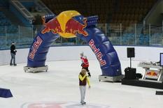 Red Bull Crashed Ice: холодный лёд, горячая борьба