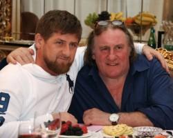 Депардье сыграет роль первого президента Чечни Ахмата Кадырова