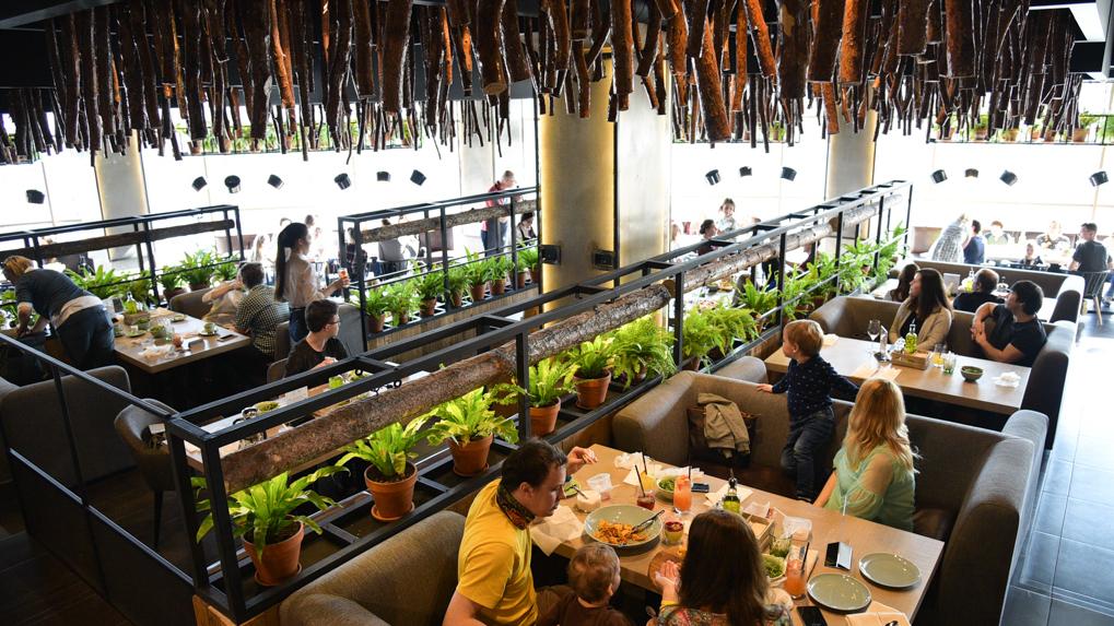 Каждый четвертый ресторан в Екатеринбурге может не открыться после пандемии