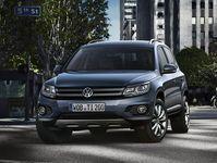 Volkswagen показал новый Tiguan