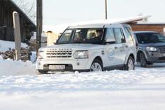 Land Rover day: шаманы, колдовство, танцы с бубном
