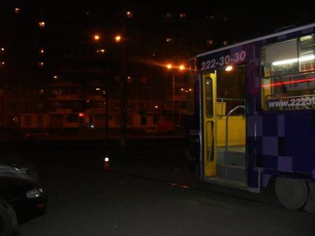В Екатеринбурге женщина попала под трамвай и лишилась ног
