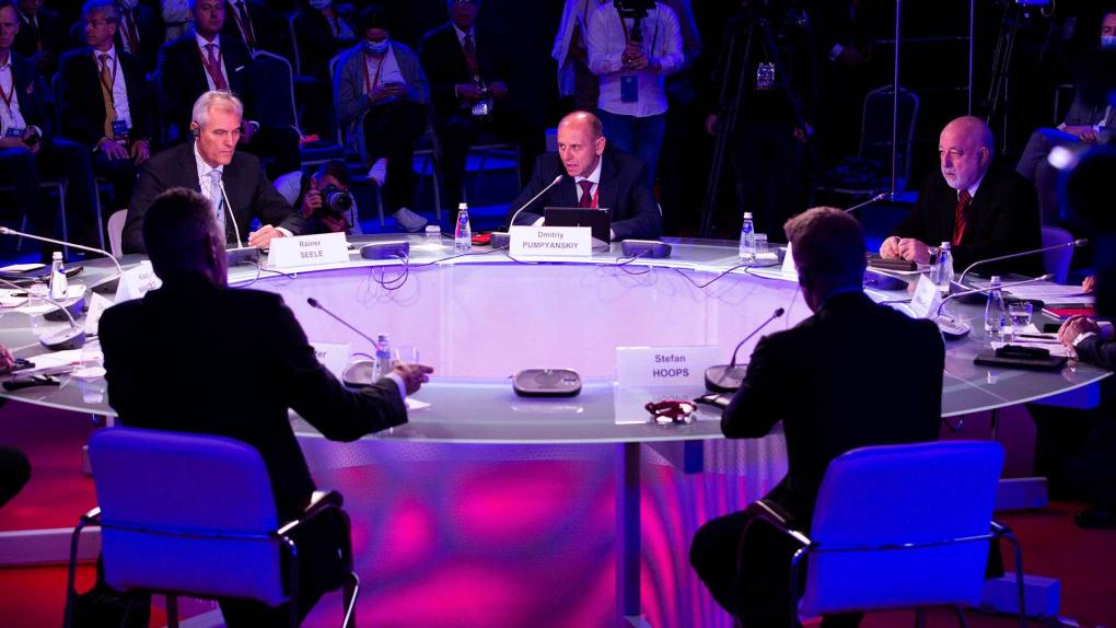 Дмитрий Пумпянский: деловые круги России и Германии стремятся к укреплению взаимодействия