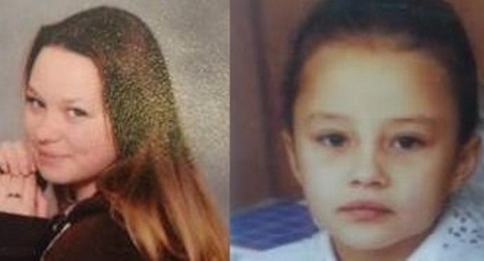 В Екатеринбурге ищут двух сестер