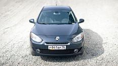 Renault Fluence: средний класс — перезагрузка